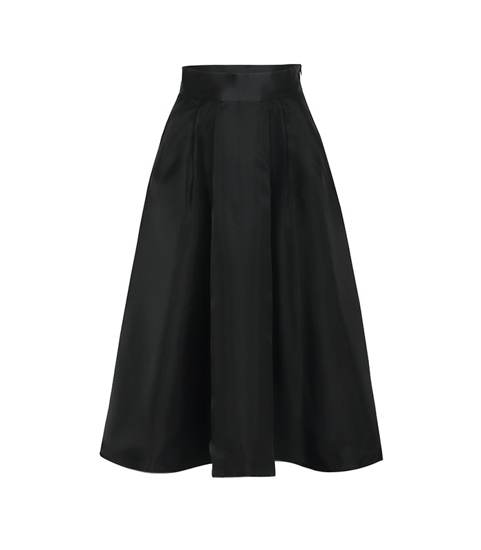 [only Astier] signature layered skirt - 6차