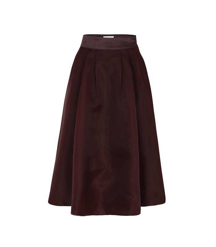 "[only Astier] ""new"" signature layered skirt"